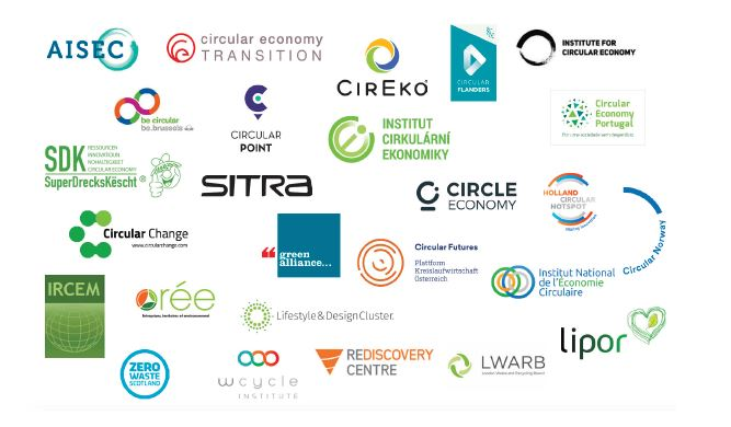 Major Circular Economy Networks in Europe Report released